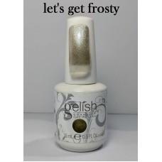 lets get frosty