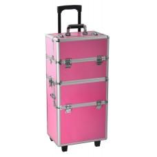 Koffer Basic Pink
