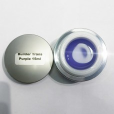 Builder Trans Purple 15ml