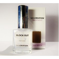 Block out topcoat 15 ml