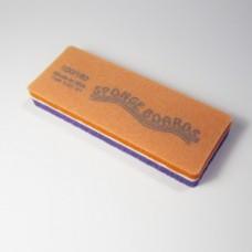 Bufferblock Paars/oranje