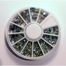 Glitterstone wheel AB colour