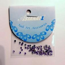 Glitterstones Purple