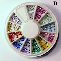 Glitterstone Carrousel 12 kleuren