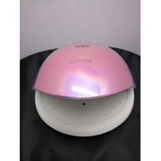 LED UV Dual Lamp Pink Hologram